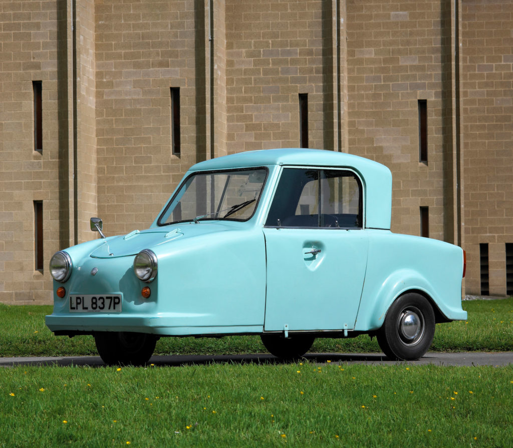 Ac Model 70 Invalid Car The National Motor Museum Trust