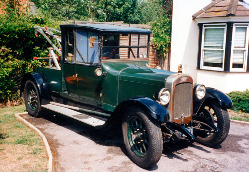 Austin 20hp Breakdown Truck 1926