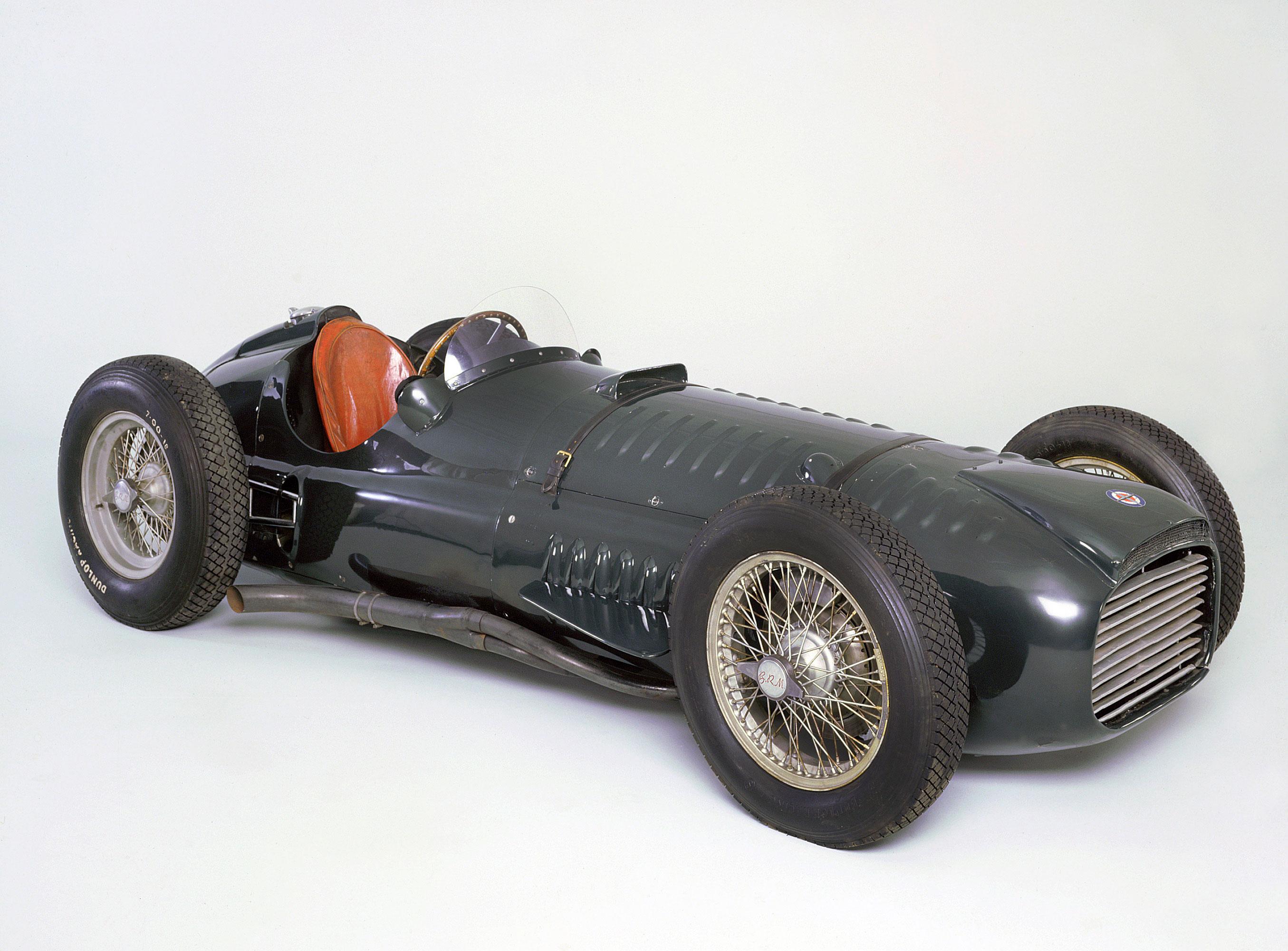 1950 BRM 1.5 litre V16 Type 15 MkI Grand Prix car