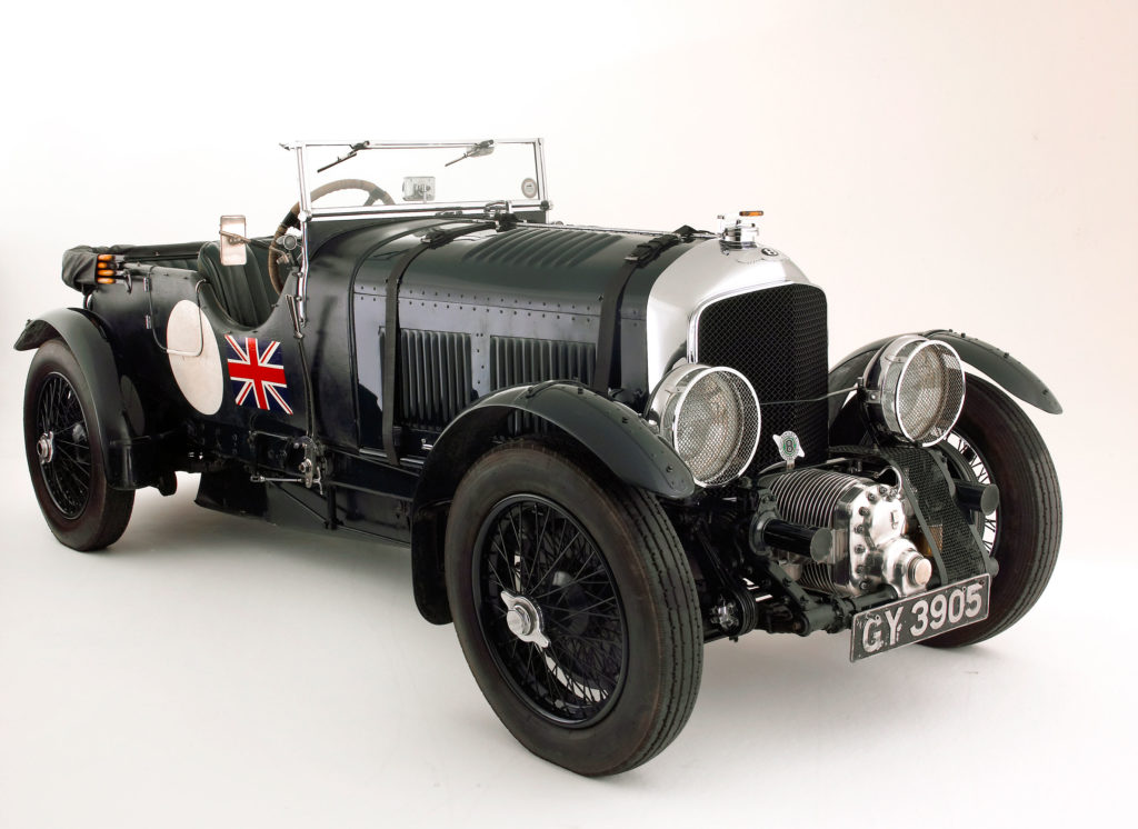 High Country Motors >> Bentley 4.5 Litre Supercharged - The National Motor Museum ...