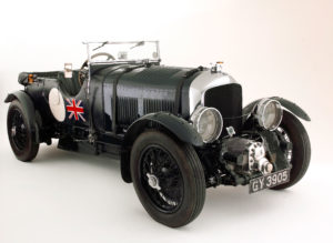 A 1930 Bentley 4.5 Litre Supercharged