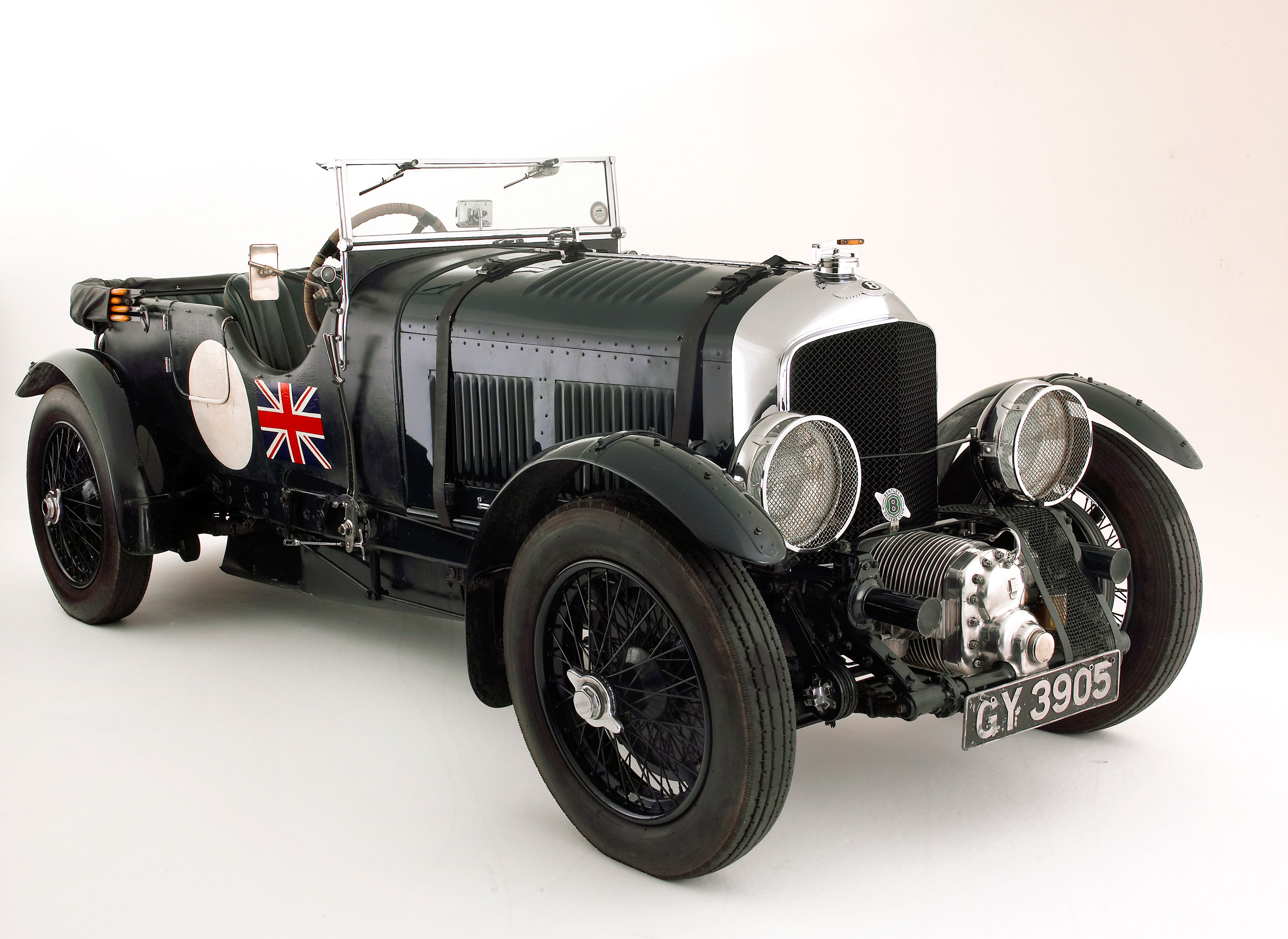 Bentley 4 5 Litre Supercharged - The National Motor Museum Trust