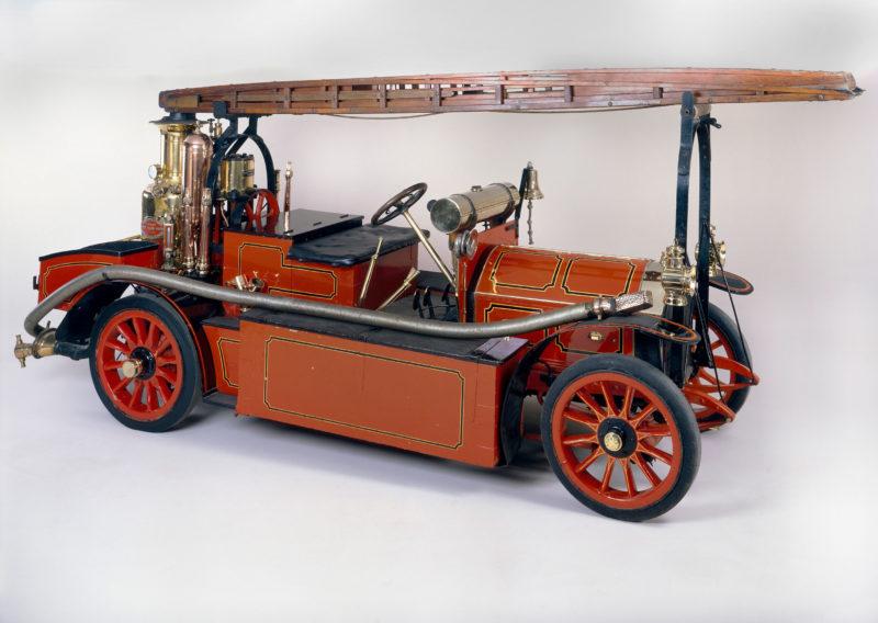 1907 Gobron Brillié Fire Engine