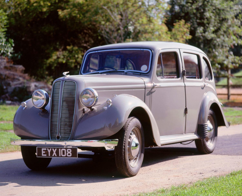A 1938 Hillman Minx