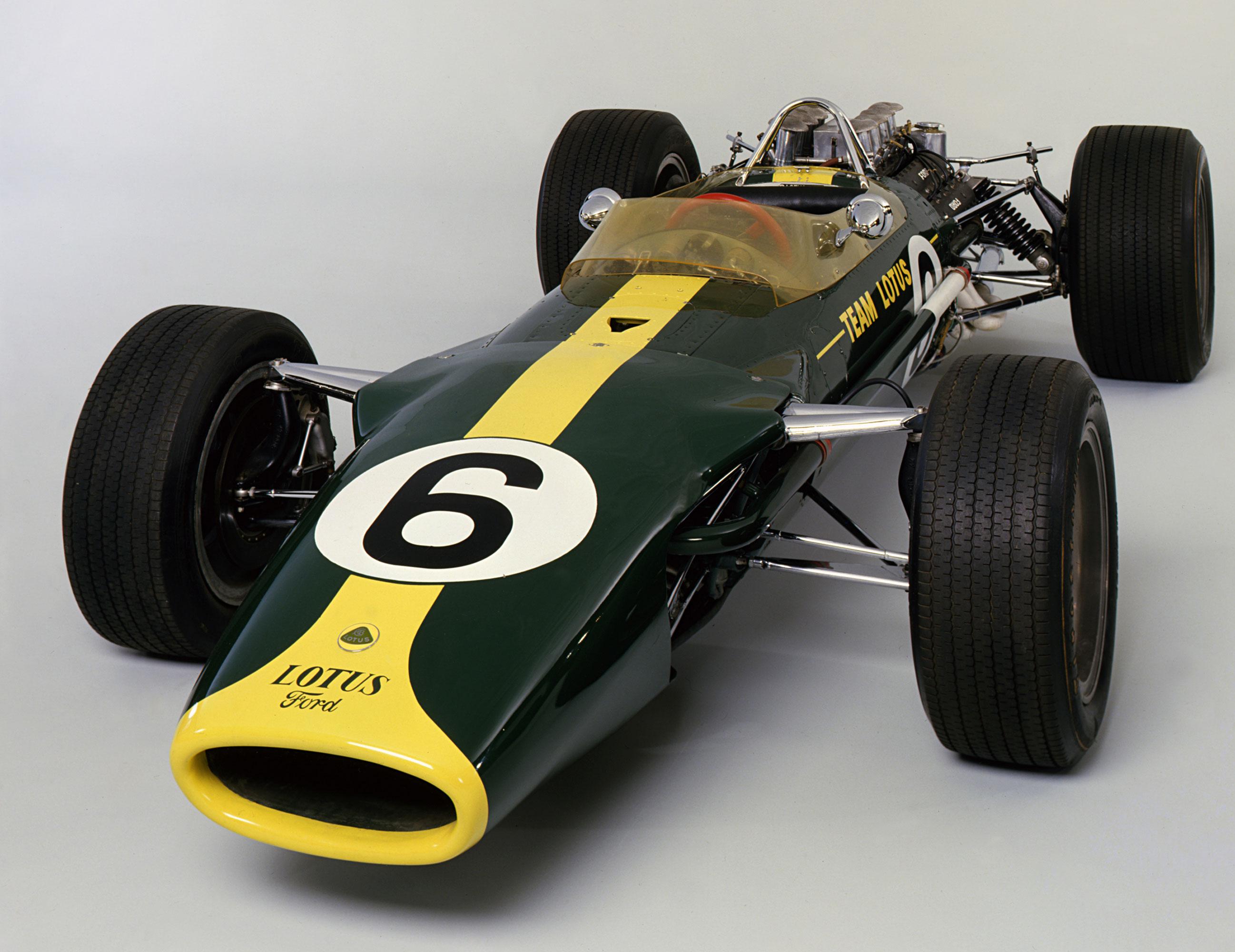 Lotus 49 C R3 1967