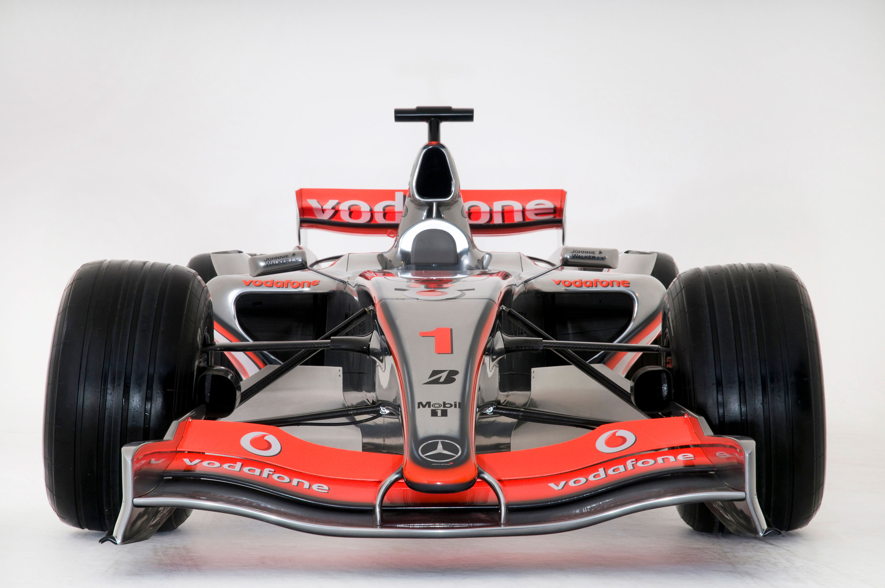 McLaren Mercedes MP4/21 replica 2010
