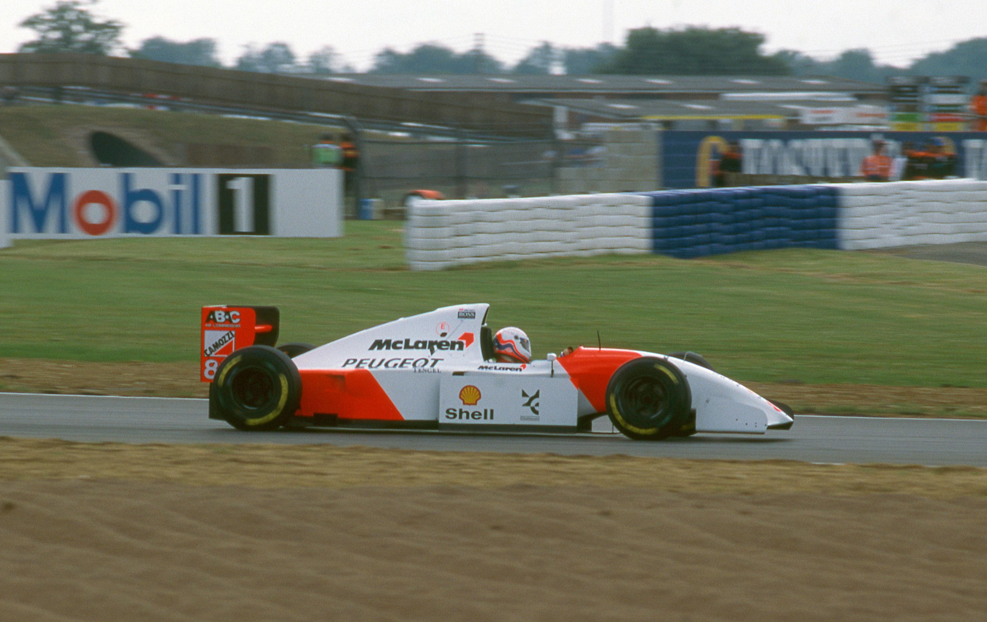 McLaren Peugeot MP4/9 1994