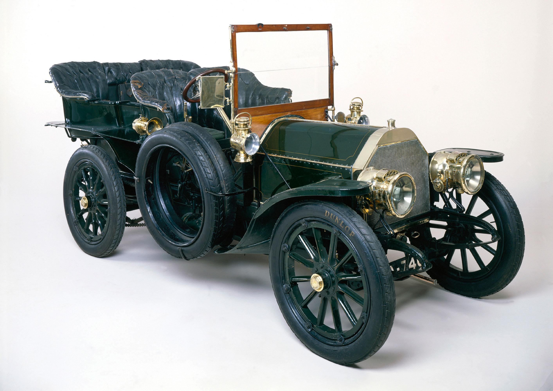 Mercedes 60hp 1903