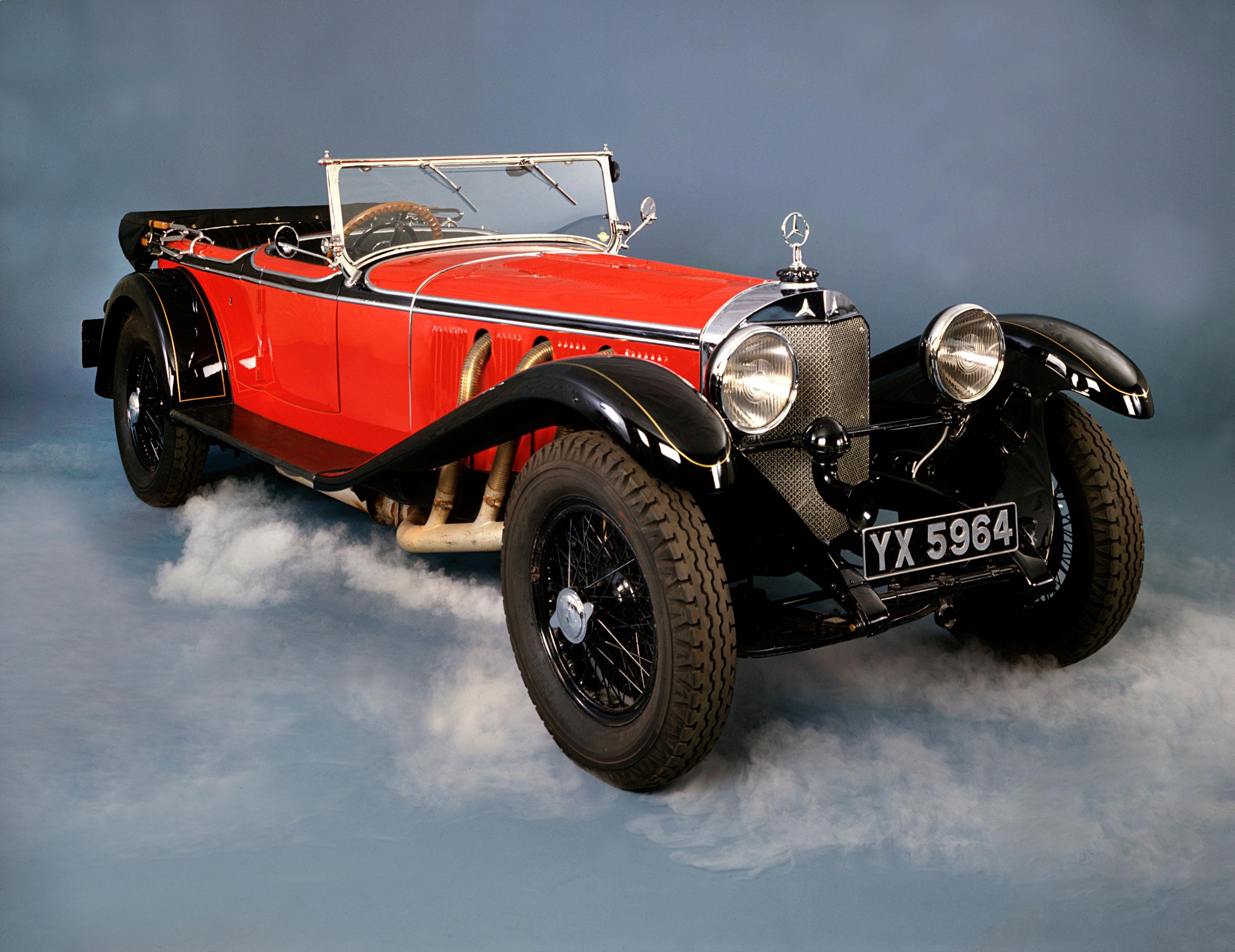 Mercedes-Benz 36/220 1928
