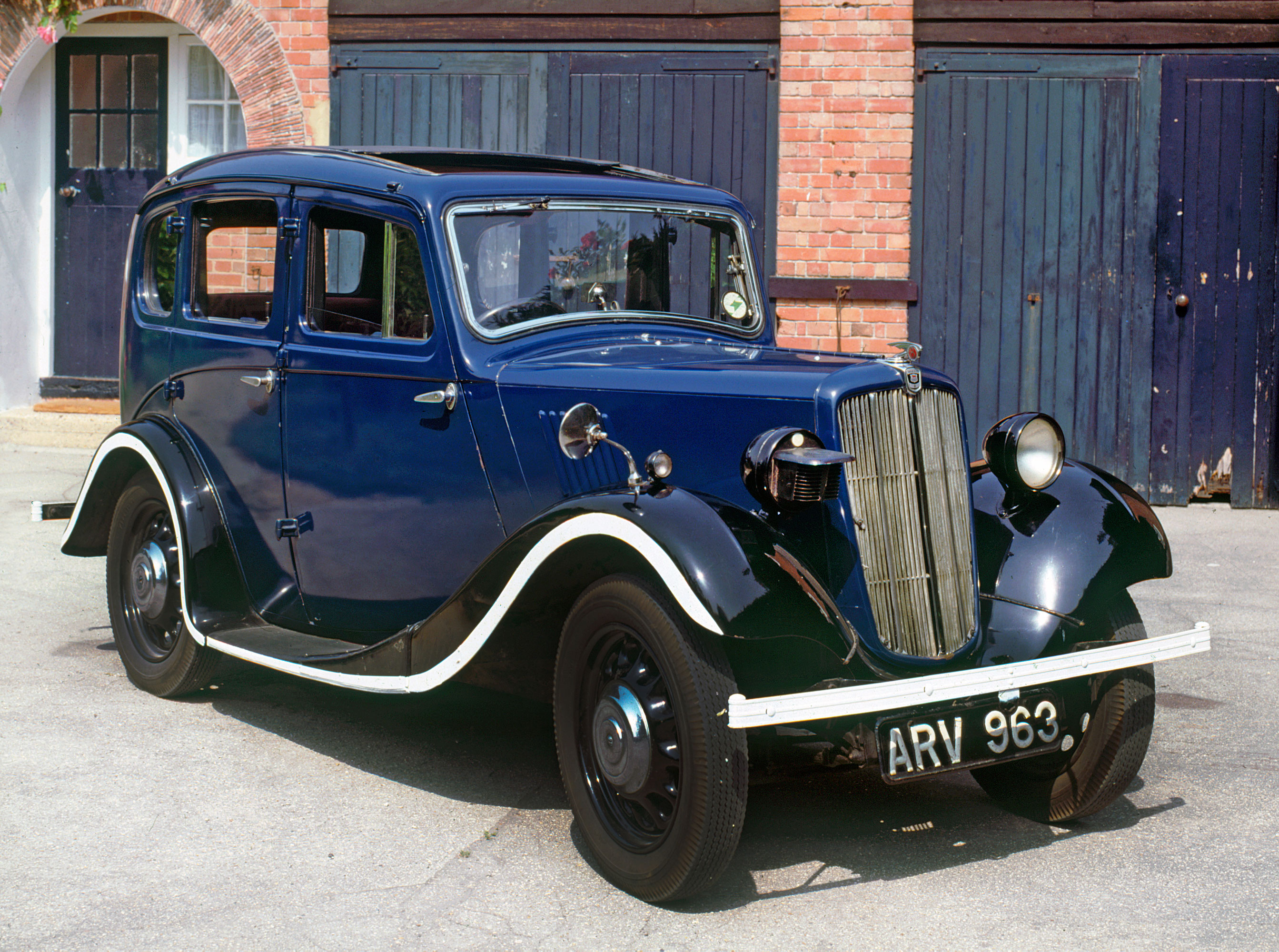 Morris Eight Series II 1938