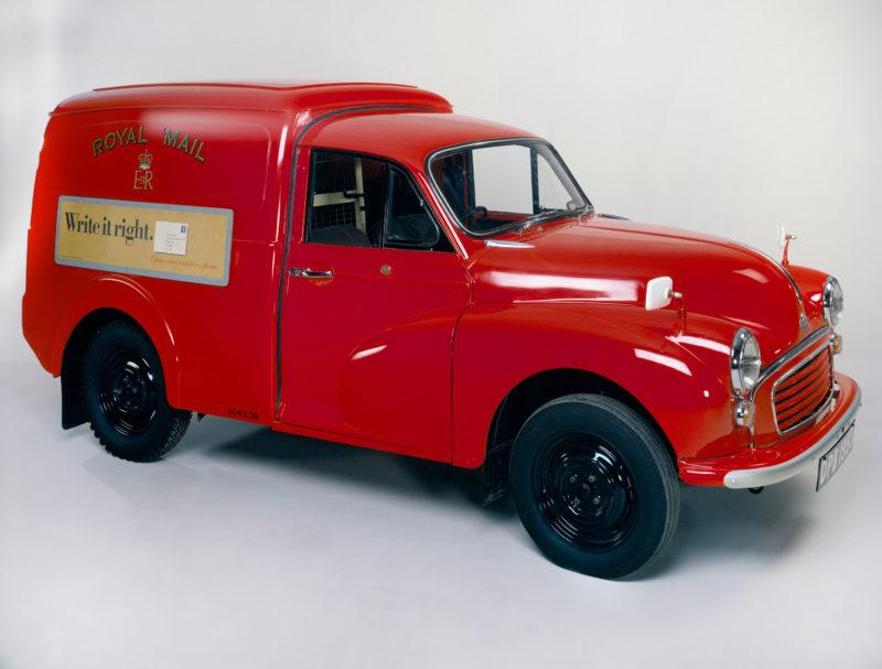 Morris 1000 Post Office van 1970