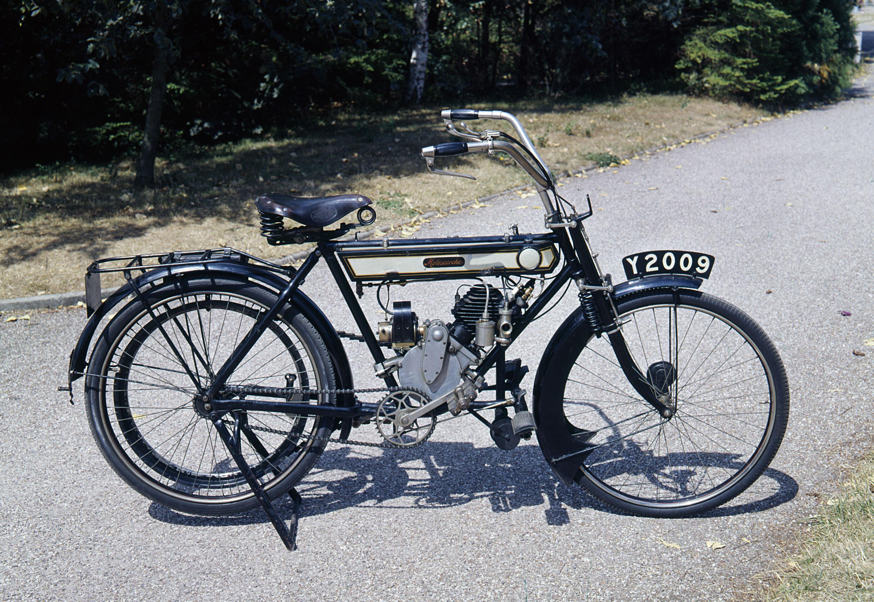 Motosacoche 2.5hp 1913