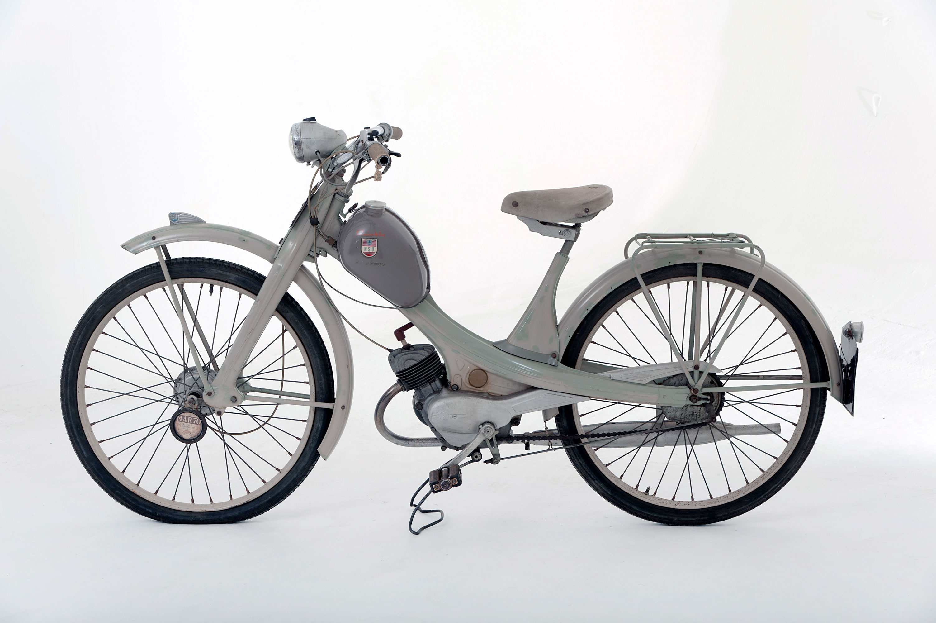 NSU Quickly moped 1958