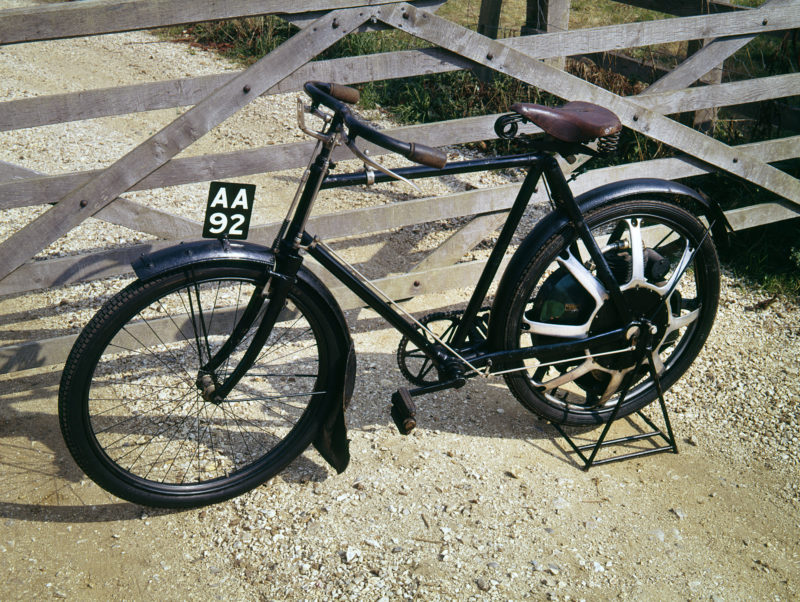 Perks and Birch Autowheel 1899