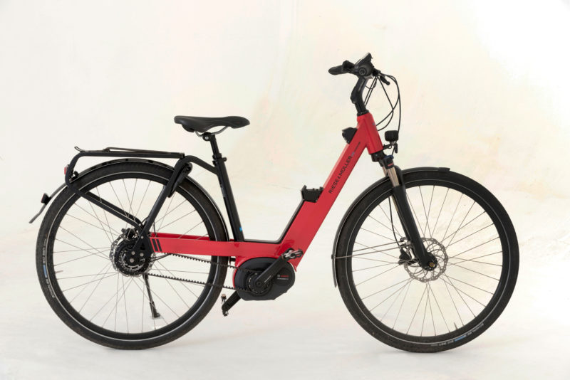 Reise and Muller electric bike 2016