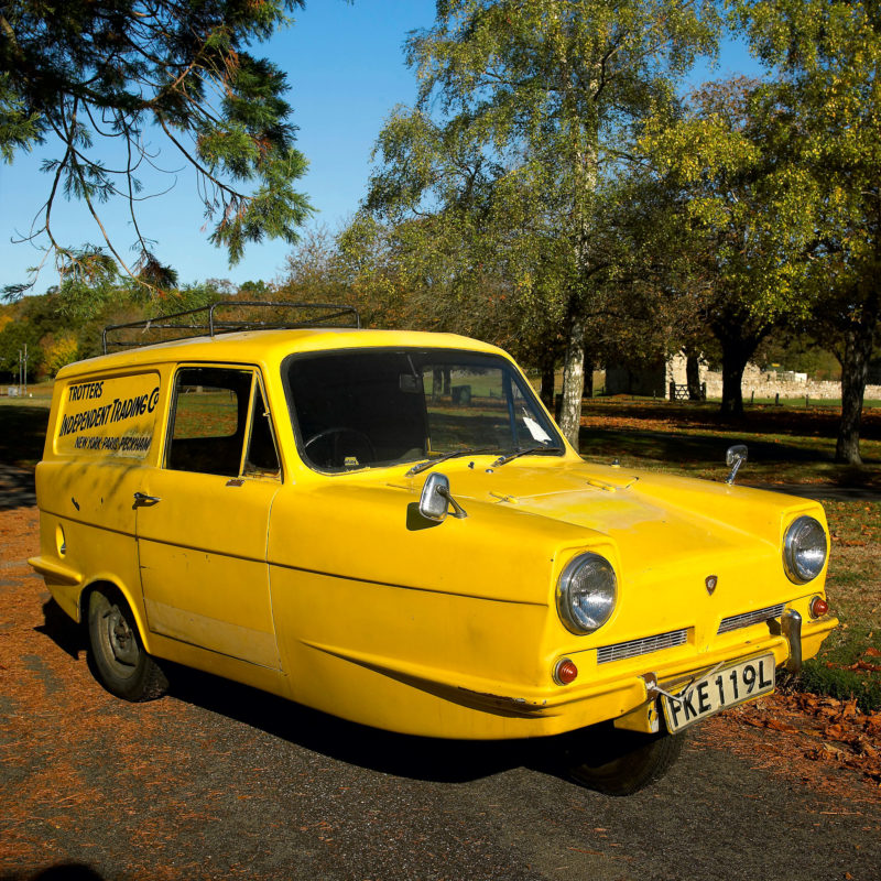 Reliant Regal Supervan III 1971