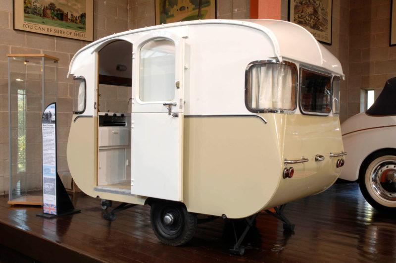 Royal Caravan 1955