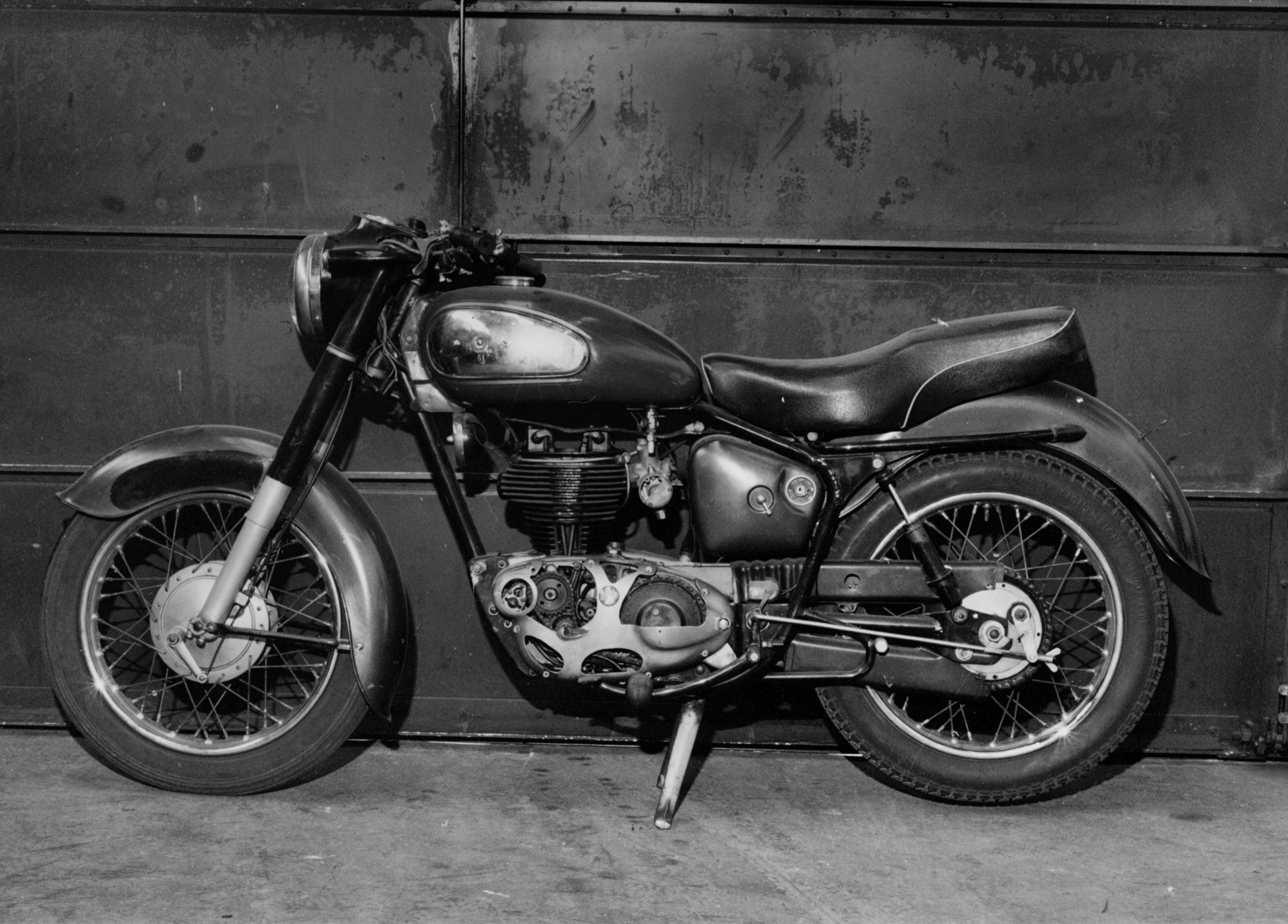 Royal Enfield Crusader - The National Motor Museum Trust