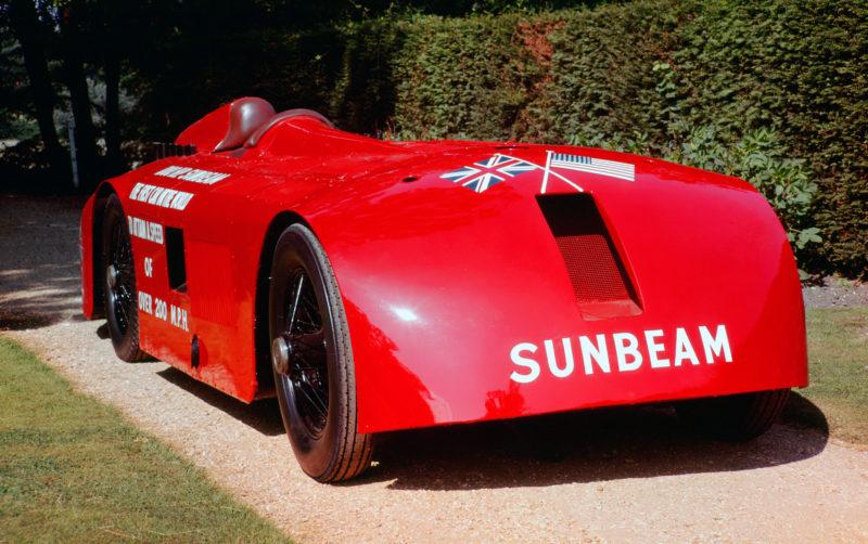 Sunbeam 1000 hp 1927