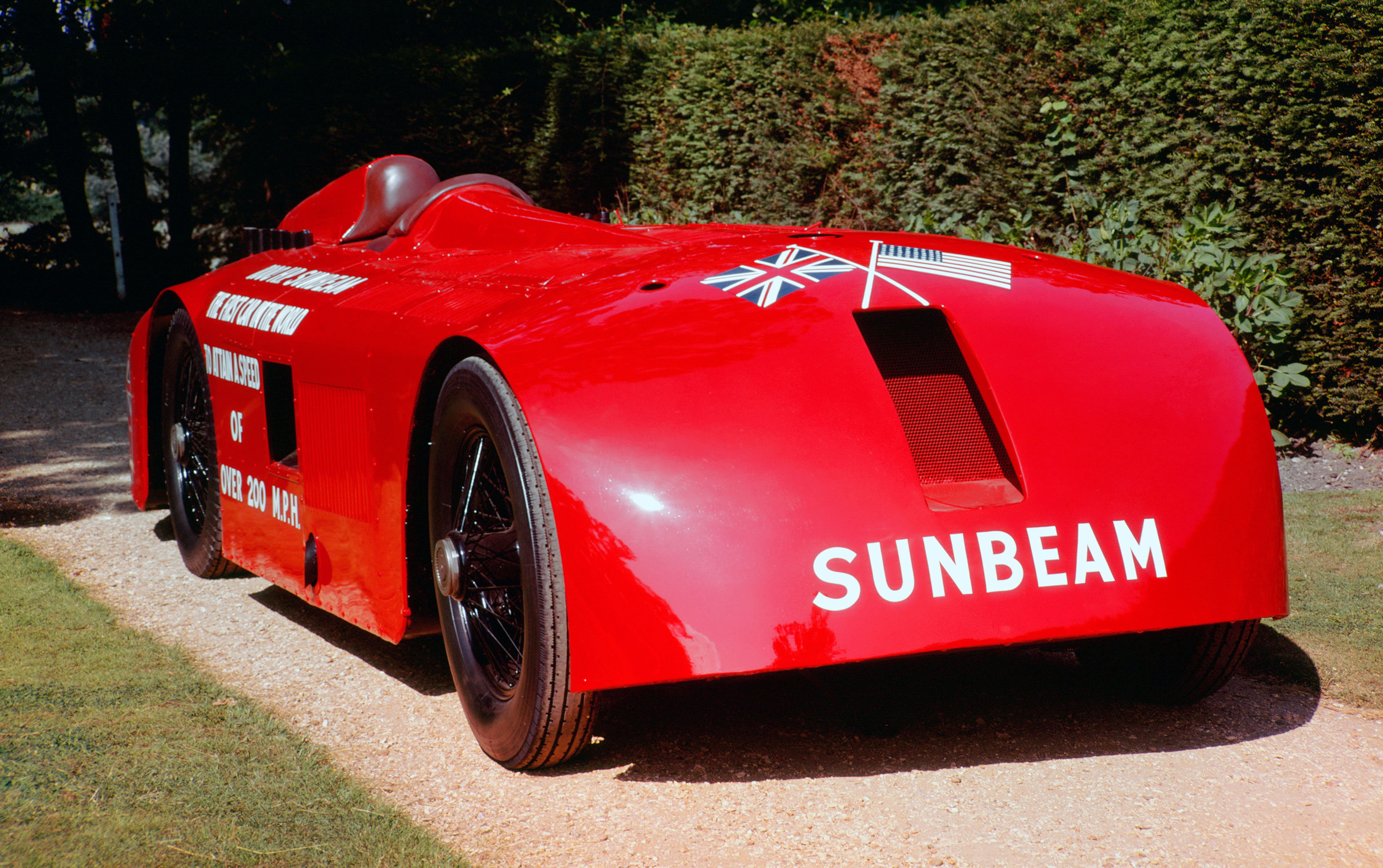 Sunbeam 1000 hp 1927