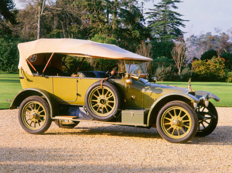Sunbeam 16hp 1914