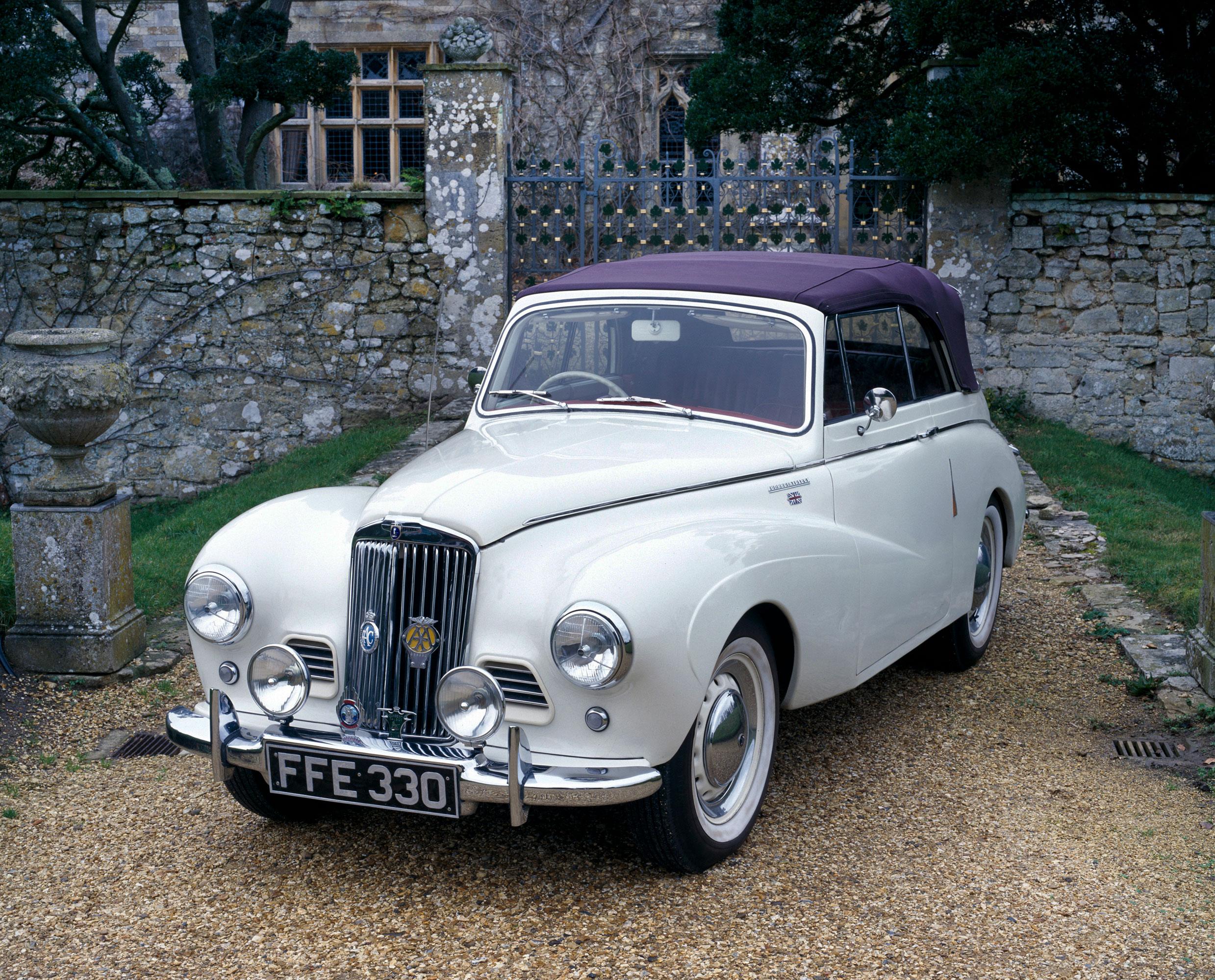 Sunbeam Talbot 90 1952