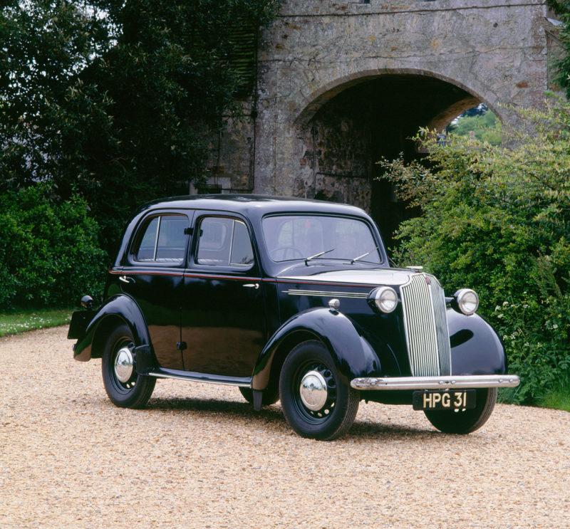 Vauxhall 10 4 H type 1939