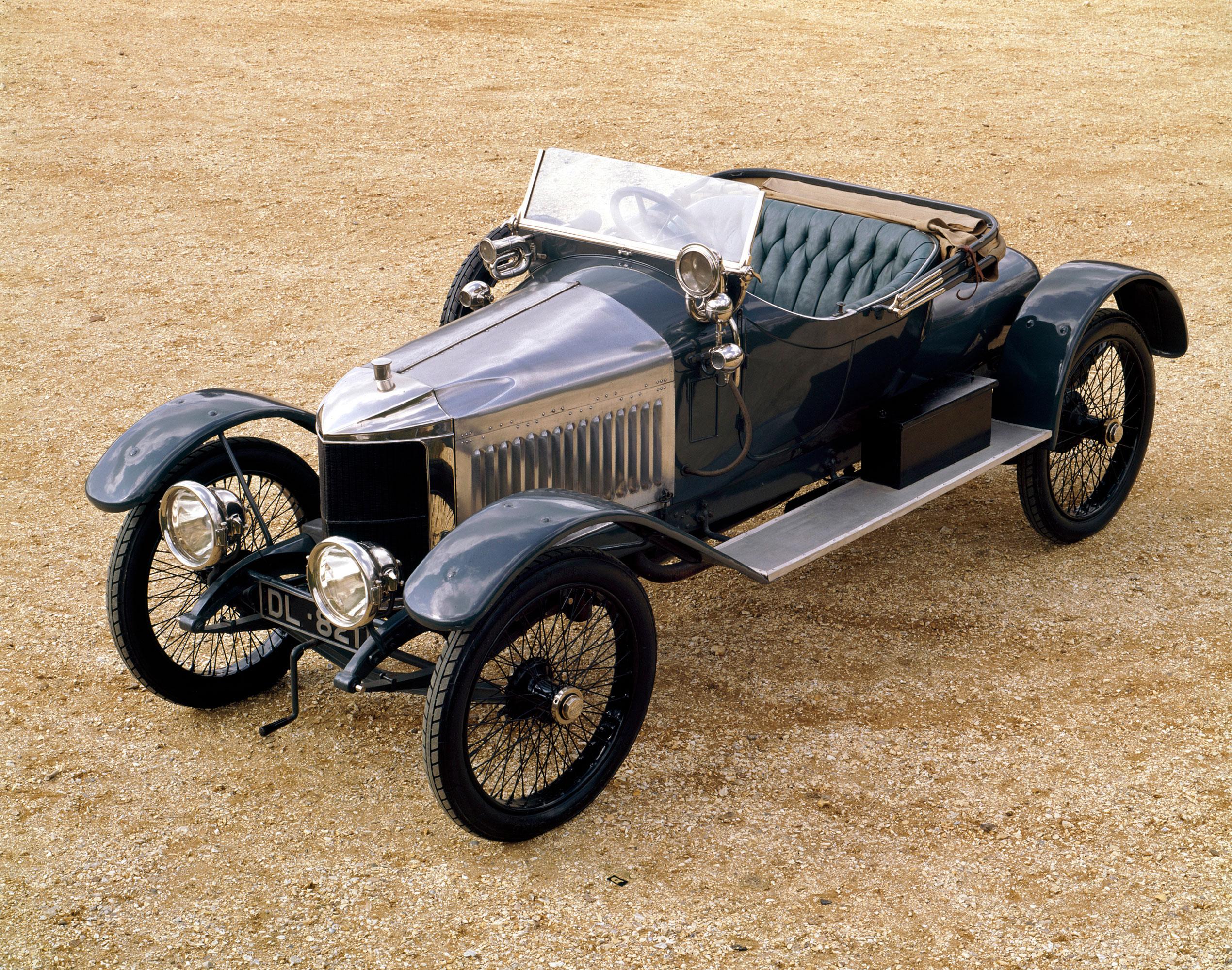 Vauxhall Prince Henry 1914