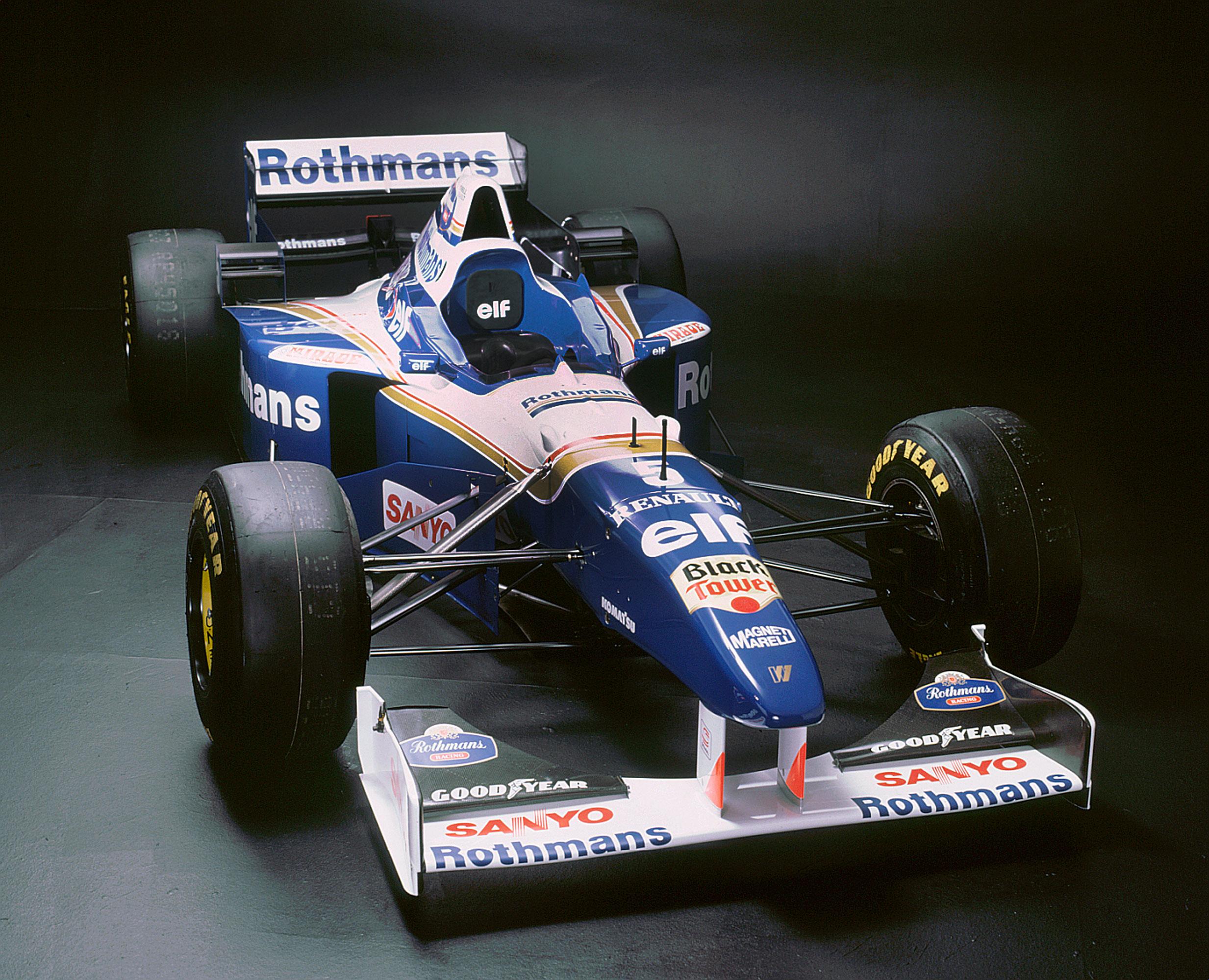 Williams Renault FW18 1996