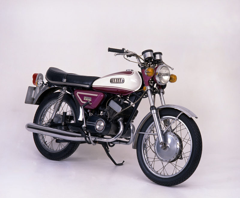 Yamaha 195cc 1972