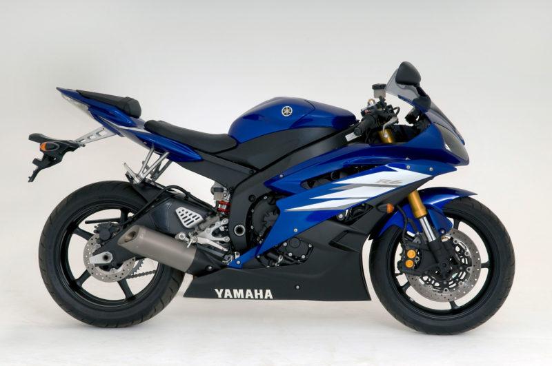Yamaha YZF R6R 2007