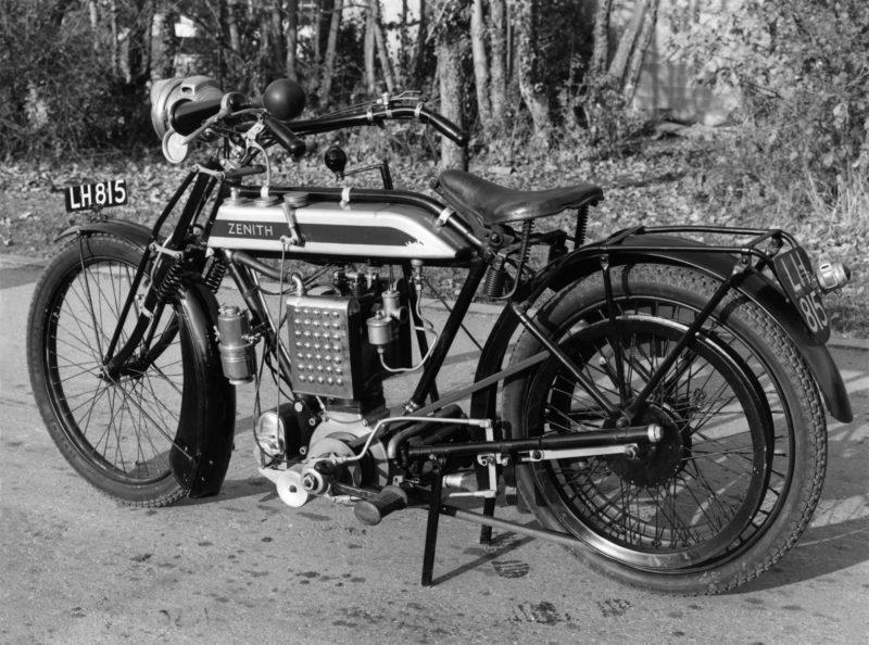 Zenith 3.5 hp 1912