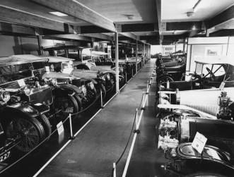 Beaulieu 1959 - Britain's first motor museum