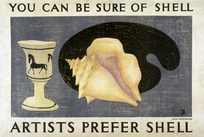 Shell Poster 390
