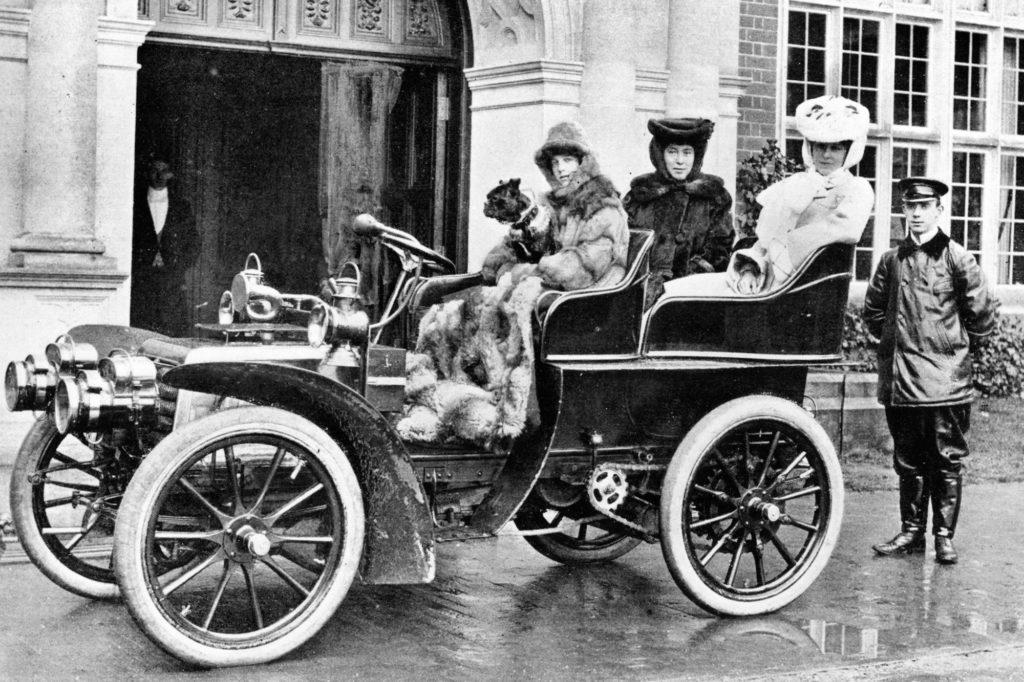 Panhard 15hp 1903