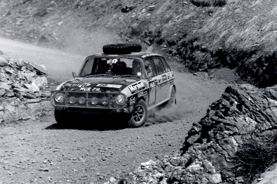 Archive picture of the Speed Queens Austin Maxi in action