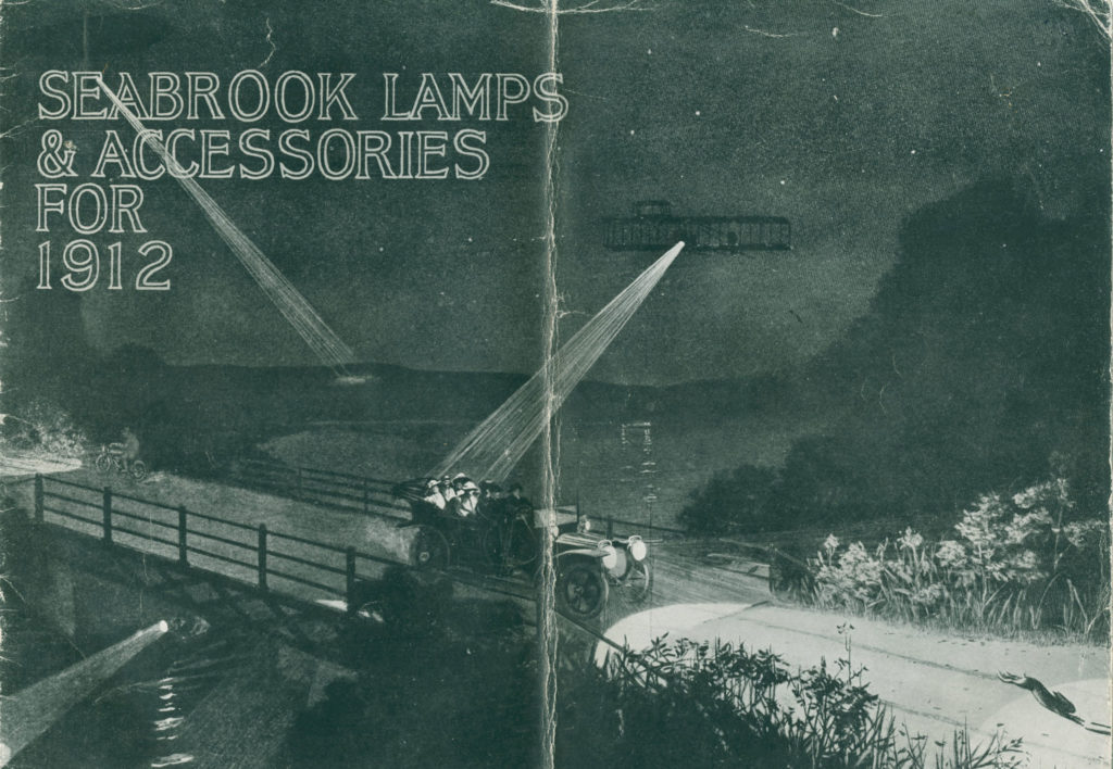 Seabrook lamps brochure,1912