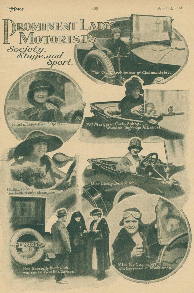 The Motor magazine 1923