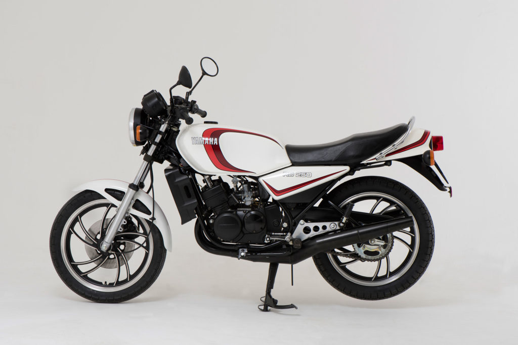 yamaha rd 250lc the national motor museum trust. Black Bedroom Furniture Sets. Home Design Ideas
