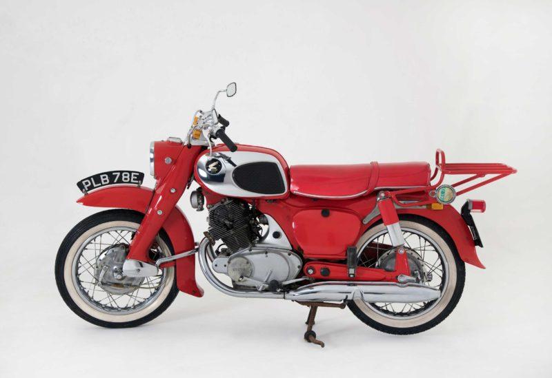 1967 Honda C77 Dream