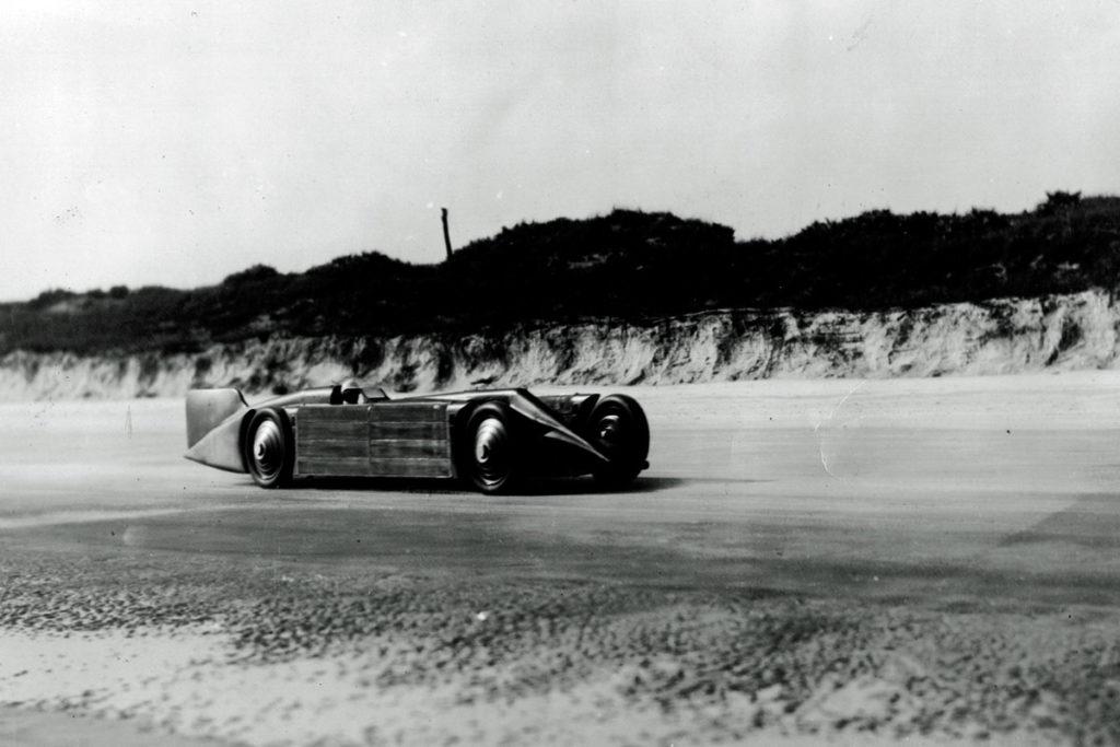 Golden Arrow Daytona