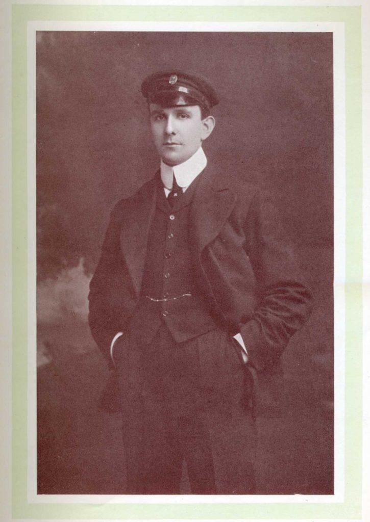 Charles Jarrott photographic portrait