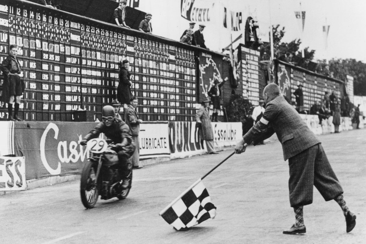 1934 IOM TT