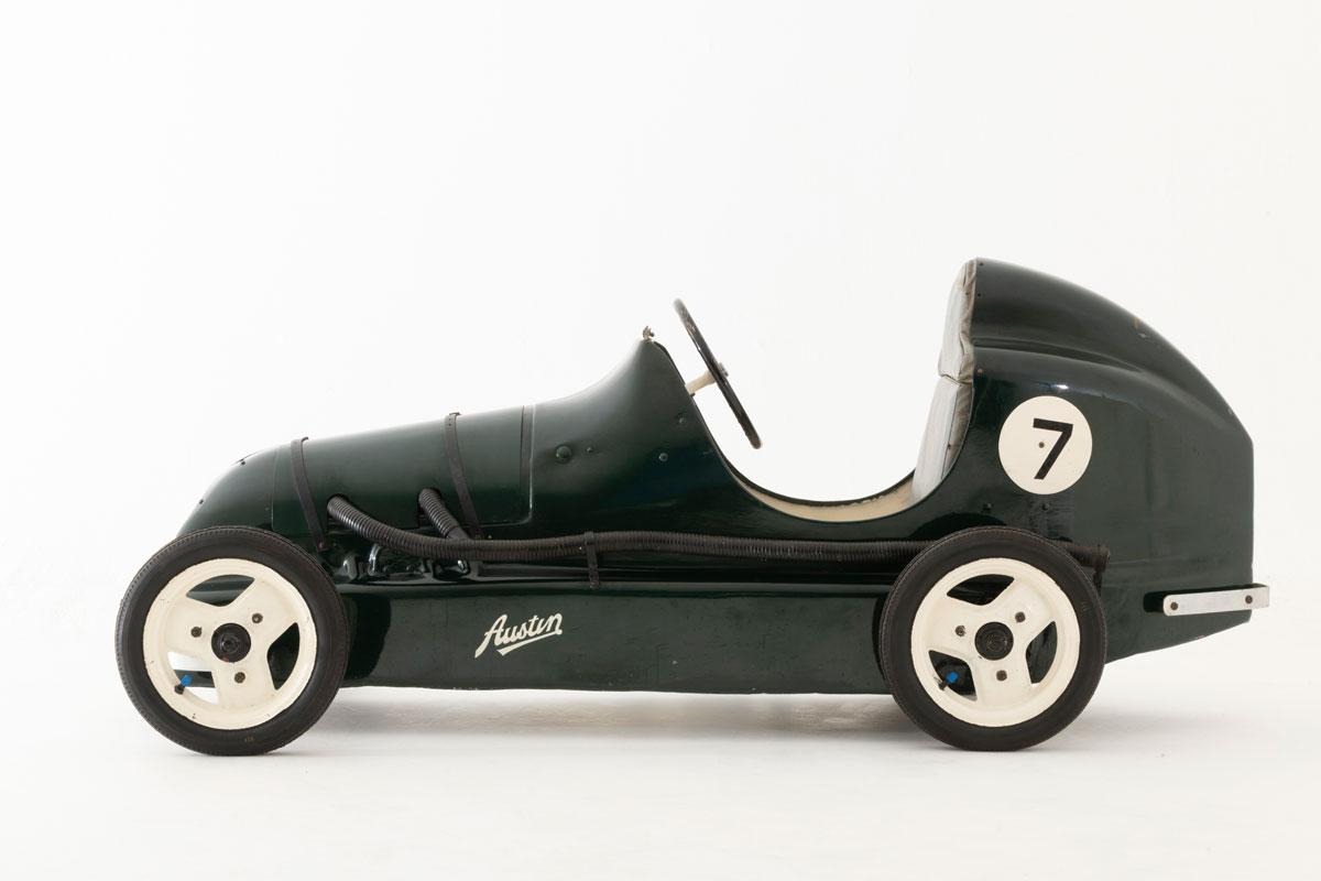 Austin 7 pedal car