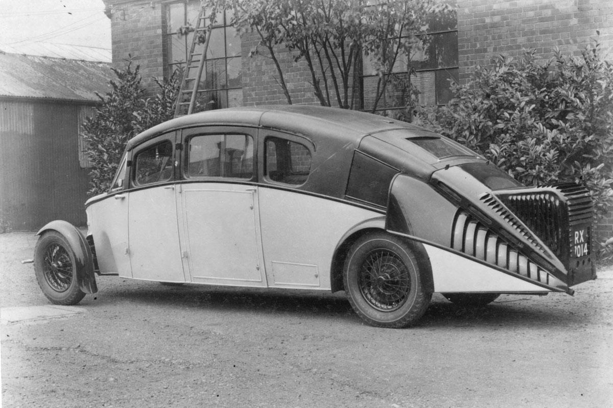 Burney Streamline 1930