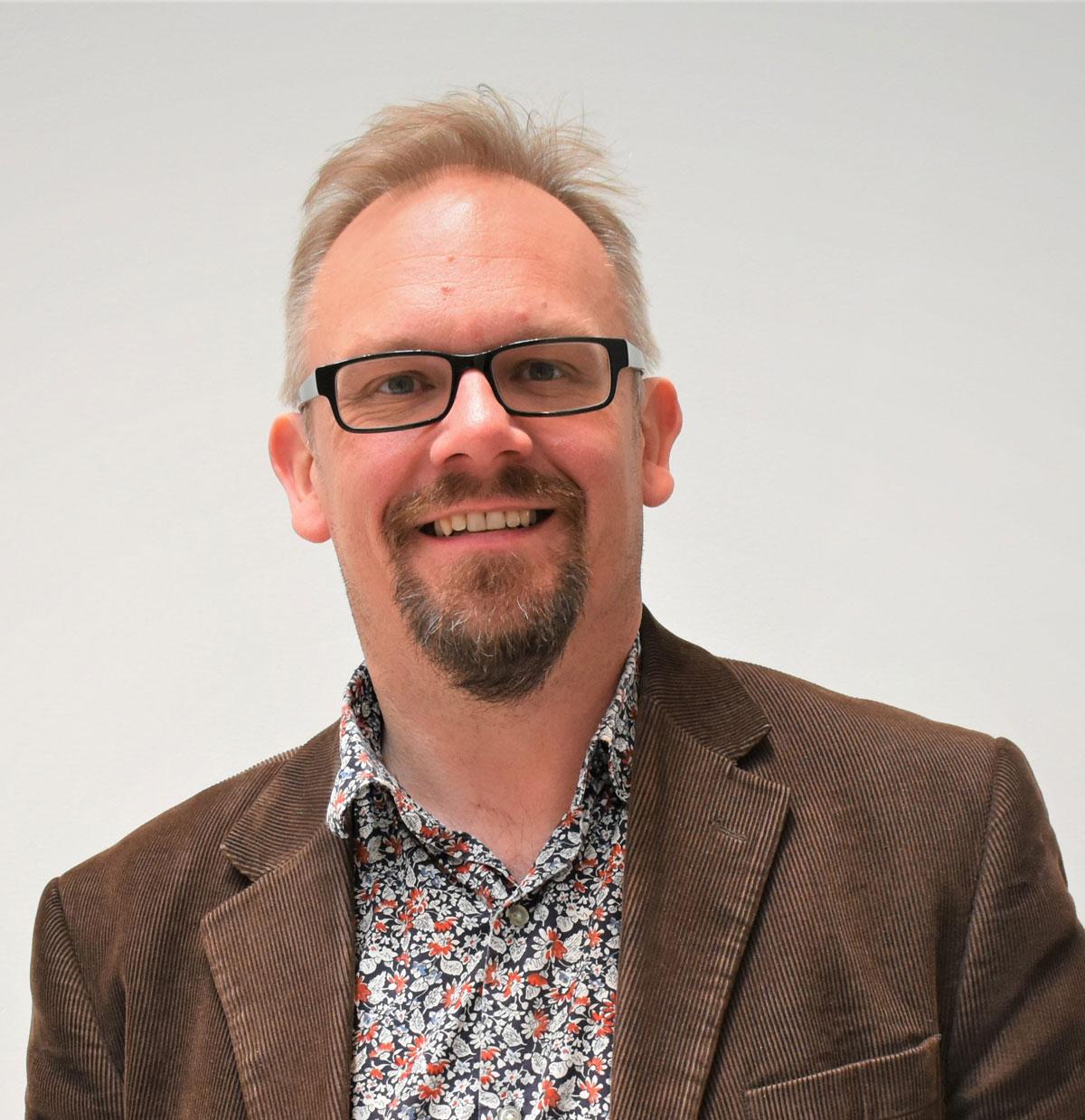 Dr Jon Murden NMM CEO