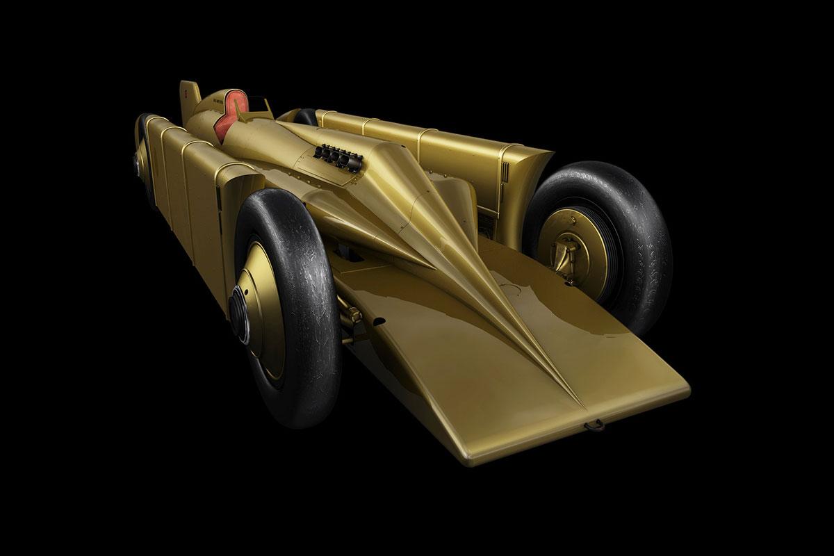 3D model of Golden Arrow