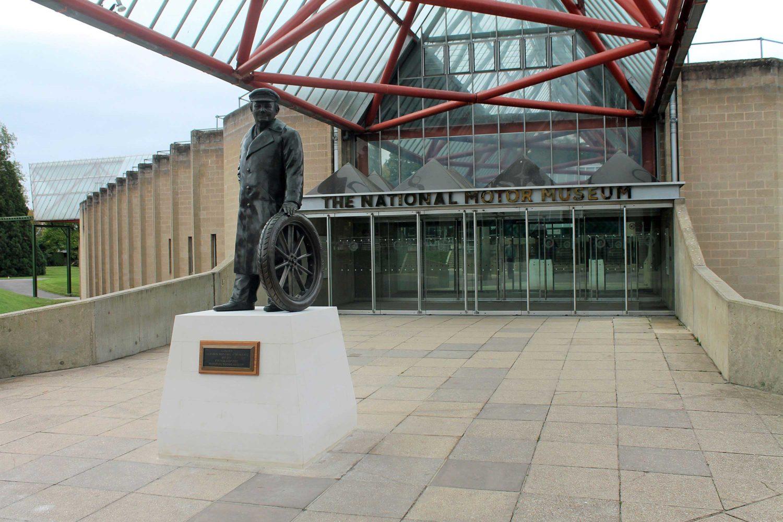 National Motor Museum exterior view